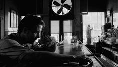 Mickey Rourke in Angel Heart (Alan Parker 1987)