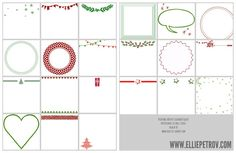 Over 25 Advent Calendar filler ideas! Fun, free, easy, and thoughtful. Plus two sheets of free printables to help make this the best Advent season yet! All Things Christmas, Christmas Time, Christmas Crafts, Xmas, Christmas Ideas, Advent Calendar Fillers, Homemade Advent Calendars, Advent Season, Winter Activities