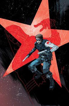 Winter Soldier - Declan Shalvey