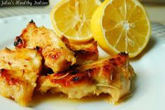 Roasted Chicken with a Citrus Glaze - Recipes, Dinner Ideas, Healthy Recipes & Food Guide