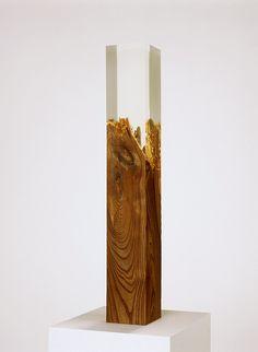 zum vergrößern auf Bild klicken Form Design, Art Object, Wood Sculpture, Custom Paint, Wood Turning, African Art, Installation Art, Wood Art, Wood Projects