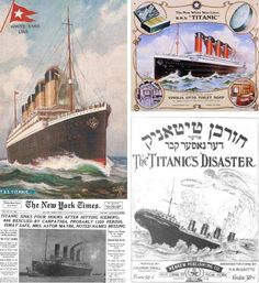 Titanic: The Rise, the Fall and the Birth of a Legend