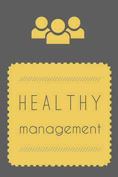"Top 5 tips for healthy management - ""We are often focusing on how to perform well and to keep healthy mentally but one thing that I personally feel is overlooked more and more the last few year is..."""
