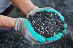 DIY cannabis soil mix