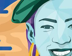Africa, Behance, Profile, Gallery, Check, Creative, Illustration, Artwork, Fictional Characters