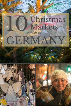 Christmas market season in Germany is upon us. It's one of my favorite  German traditions and one that I am so so glad I get to experience for a  second time. I love the smells of the German street food, the warmth of the  Glühwein as it seeps through the small ceramic mug it's served in, warming  you from the inside out, the sounds of people shopping at the stalls for  ornaments, gifts, or smoking men, and the refreshing, crisp, winter air,  even better if it's dotted with snow! Last year…