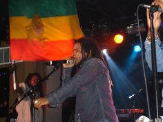 Stephen Marley ~ Aspen, Co ~ 2005