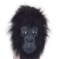 GOMMA Overhead MASCHERA-BABOON-RAFIKI FANCY DRESS