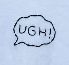 The 1975 UGH! embroidered t-shirt! - Made to order - ALL SHIRTS IN WHITE - 100% cotton  - NOTE: Shirts are Made to order so no two will look exactly alike - WASH IN COLD WATER, HANG TO DRY  - If you have any questions/concerns contact me and ill be happy to help!  - TWEET ME PHOTOS OF YOU IN/WITH YOUR PURCHASES AT @URBANSTITCHINGS :)