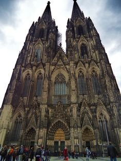 Cologne ~ North Rhine-Westphalia ~ Germany ~ Cologne's Cathedral