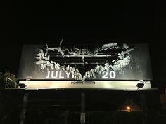 New 3D Dark Knight Rises Billboard is Awesome! - My Modern Metropolis