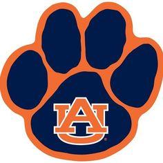 Pics For > Auburn University Logo Vector Auburn War Eagle - - jpeg Tiger Paw, Tiger Logo, University Logo, Auburn University, Football University, College Football, Auburn Football, Auburn Tigers, Clemson