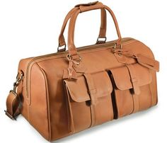 5ee213e2edf4 Stylish And Best Leather Travel Bags For Your Weekend Trip