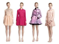 Valentino Dresses 2013 | RED Valentino Spring Summer 2013 Pre-Collection