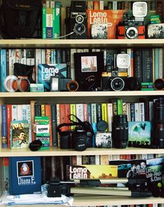 """lomographicsociety: """" Buckshot's LomoAlphabet: A-Z of Lomography How well do you know the language of Lomography? Are you a total beginner who thinks 'vignettage' is a type of vinaigrette? Perhaps you already know a little photographic patois?..."""