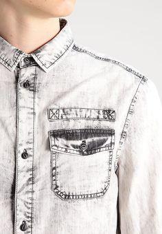 Brooklyn's Own by Rocawear Shirt - black denim - Zalando.co.uk