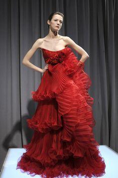 Marchesa at New York Fashion Week Fall 2008 - Runway Photos