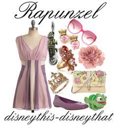 """Rapunzel""  DisneyThis-DisneyThat on Tumblr"