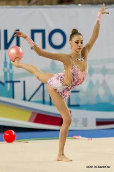 Maria Titova /Russian Championships 2014 /Kazan