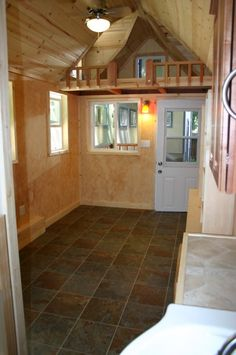 Tiny House On Wheels Two Lofts remodeled-1969-airstream-for-sale-008 | efficiency houses
