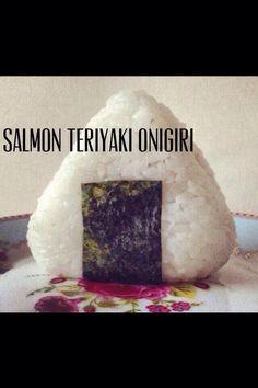 How to Make Teriyaki Salmon Onigiri Recipe Sushi Recipes, Asian Recipes, Asian Foods, Japanese Food, Japanese Recipes, Traditional Japanese, Healthy Cooking, Cooking Recipes, Meal Recipes