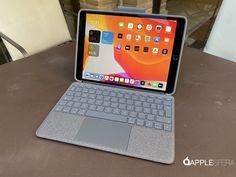 Logitech Combo Touch, análisis: el teclado de referencia para los iPad Air y iPad Pro de 10,5 pulgadas Logitech, Ipad Air, Control Key, Apple Products, Hardware, Best Games, Iphone Se, Keyboard, Computer Hardware
