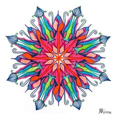 They say, that one look to mandala clears from all disease and negative energies, that impedes spiritual growth.