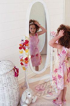 Childrens Full Length Wall Mirror