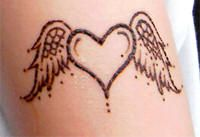 Henna by Cynthia McDonald