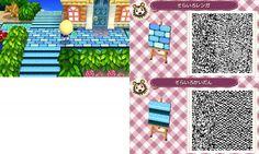 Blue Brick/Stairs QR Code