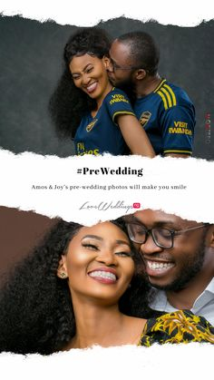 These pre-wedding photos of Amos and his bride-to-be, Joy are stunning. Nigerian photographer, Modzero Media shared the photos and how he captured these beautiful moments of the couple.  More on LoveWeddingsNG.com Your Smile, Make You Smile, Marriage Couple, African Shirts, Beautiful Moments, Wedding Shoot, New Work, Real Weddings, Joy