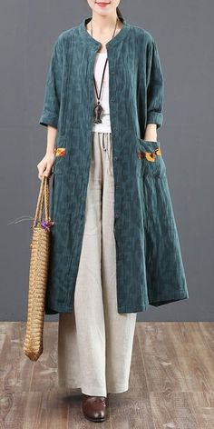 Account Suspended : Frühling lose lange Baumwollhemd Frauen Casual Bluse 6120 Source by Iranian Women Fashion, Muslim Fashion, Hijab Fashion, Fashion Dresses, Kimono Fashion, Women's Summer Fashion, Trendy Fashion, Womens Fashion, Ladies Fashion