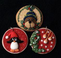 christmas cookies - Cake by luna
