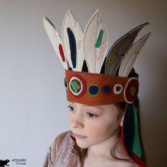 Fabulous indian headress