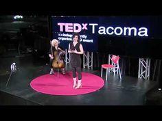 ▶ Brilliant Together: The Magic of Creative Collaboration: Elaina Ellis & Emily Peterson at TEDxTacoma - YouTube