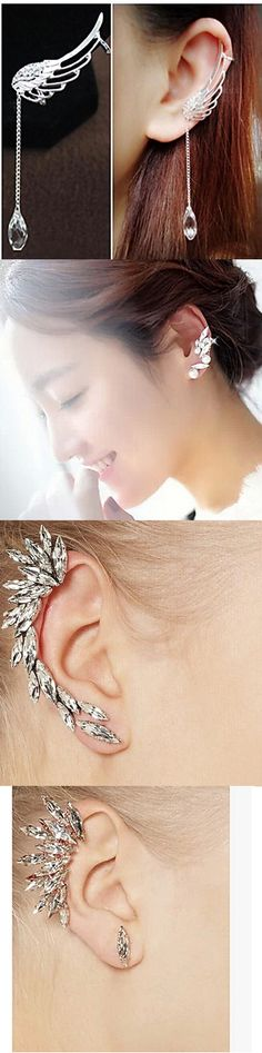 Stunning ear cuffs! Which do you like most? Click on the picture to see more!