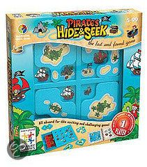 bol.com | Smart Games Hide & Seek - Piraten | Speelgoed