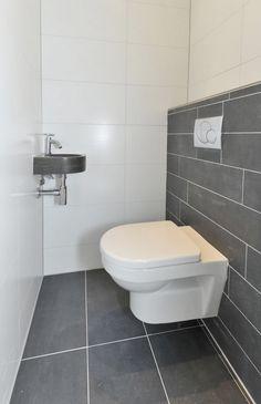 Betonlook tegels unicom starker icon dove grey badkamer for Tegels wc voorbeelden