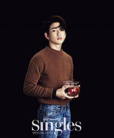 Jr. GOT7 @Singles Magazine January 2016