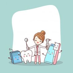 Illustration about Happy cartoon tooth friend with dentist doctor and empty billboard, great for health dental care concept. Illustration of dent, illustration, advert - 79376201 Dentist Cartoon, Tooth Cartoon, Dental Pictures, Teeth Pictures, Dental Wallpaper, Dental World, Dental Photography, Cute Tooth, Dental Health Month