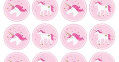 Unicorn_cup stickers and cupcake toppers.pdf