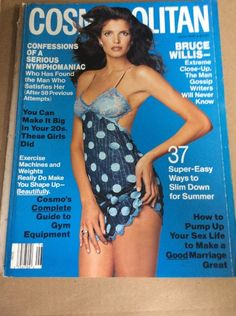 JUNE 1995 COSMOPOLITAN vintage womens fashion magazine Do Exercise, These Girls, Cosmopolitan, Tankini, One Piece, Magazine, Womens Fashion, Swimwear, June