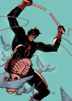All-New, All-Different Daredevil - Leinil Francis Yu
