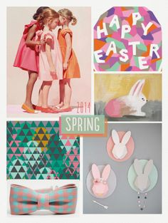 Trend Research / Easter 2014 - BY Zoe Wodarz FOUND ON WEBSITE - ZOEWODARZ.COM