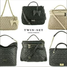 Twin set  bag  simona barbieri