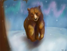 brother bear - kenai