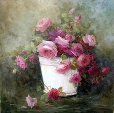 if only i could paint like this ❤ - still life