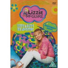 Lizzie McGuire - Lizzie and Kate's Big Adventure : Vol 6 for sale online Hallie Todd, Carly Schroeder, Hilary And Haylie Duff, Jake Thomas, Amazon Dvd, Lizzie Mcguire, Dvd Blu Ray, American Idol, The Duff