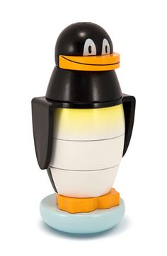 Free shipping and returns on Melissa & Doug 'Penguin' Stacking Toy at Nordstrom.com. Eight stacking pieces come together to create a cheery penguin for a cute twist on a classic toy.