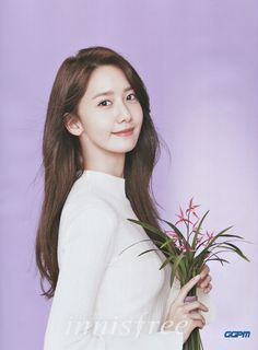 Yoona innisfree 2017 - ORCHID ENRICHED CREAM